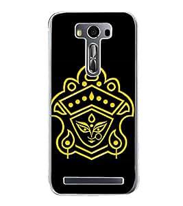 ifasho Designer Back Case Cover for Asus Zenfone Selfie ZD551KL (Durga Istanbul Turkey West Bengal)