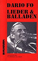 Lieder Und Balladen Ballate E Canzoni: Italienischdeutsch