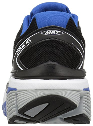 MBT Zee 16, Scarpe da Corsa Uomo Multicolore (Blue/Black)
