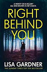 Right Behind You (FBI Profiler Book 7)