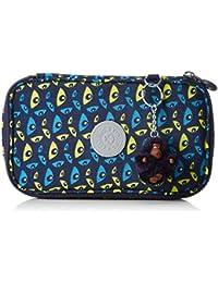 Trousse Kipling 100 Pens Nocturnal Eye bleu I5c2Hm