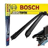 Bosch Scheibenwischer Wischblätter Aero Twin vorne A 297 S