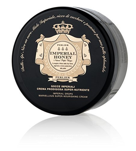 Perlier Imperial Honey Drops Super Nourishing Body Cream 6.7 Oz by Perlier