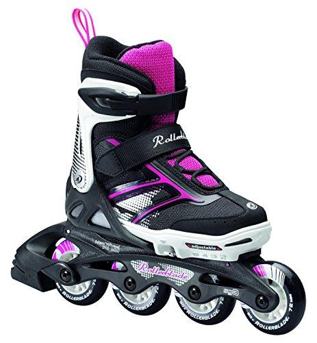 rollerblade-roller-enfant-spitfire-girl-16-noir-rose-28-32rollerblade