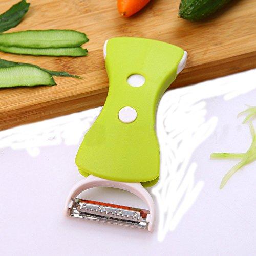 Früchte, Reibe Combo Roll-Schäler Multifunktional Küche Flugzeug - Und-geräte Küchen-gadgets