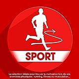 Sport : La sélection idéale pour trouver la motivation lors de vos exercices physiques : running, fitness ou musculation......