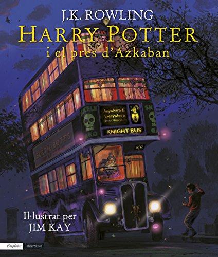 Harry Potter i pres d'Azkaban edició il·lustrada