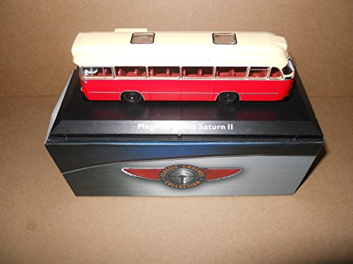 Atlas Busse Pullman 1/72 Bus Diecast Coaches # 118 Magirus Deutz Saturn