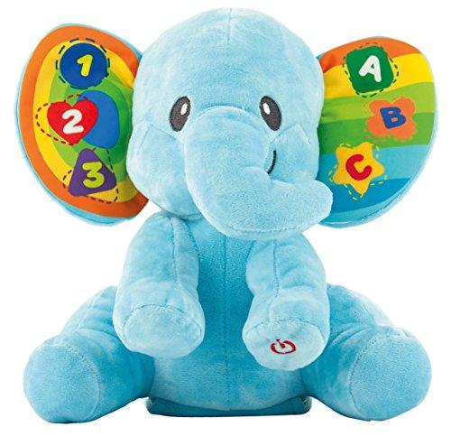 Winfun Spiel mit mir Elefant Plüschtier mit Musik und Bewegung