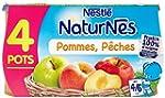 Nestl� B�b� Naturnes Pommes P�ches Co...
