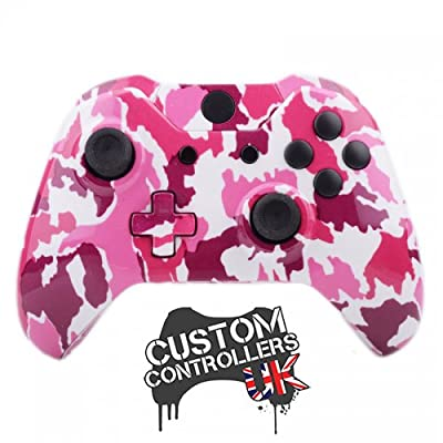 Xbox One Custom Controller - Pink Camouflage