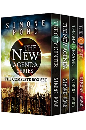 The New Agenda Series Four-Book Box Set: The City Center ...