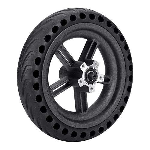 Alomejor E-Bike Reifen Felgen Radnabe Explosionsgeschützte Reifensatz für Xiaomi Mijia Elektro-Fahrrad-Skateboard
