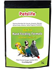 Petslife 30-2347 Baby Birds Food, 2 kg