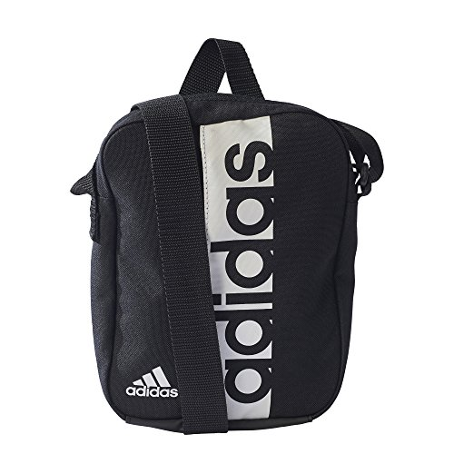 adidas Linear Performance Organizer, Black/White, 21 x 15 x 5 cm