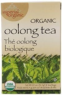 Imperial Organic Tea, Oolong, 18 Tea Bags (Pack of 4)