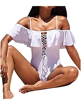 Costumi da Bagno Clode® Donne di Beachwear Donne Estate Imbottigliano Bikini Sexy Strappy