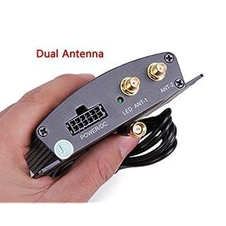 dasaita High Speed HD Auto TV-Tuner Mobiler DVB-T T2Mpeg-4ATSC Digital Receiver