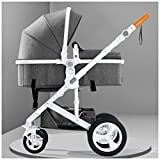YSH Passeggino 3 in 1 Passeggino Passeggino Passeggino Travel System Buggy Baby Jogger Travel Passeggino di Buggy Kid,G