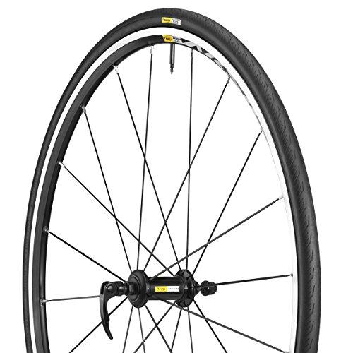 Mavic Aksium Elite - Ruedas traseras bicicleta de carretera - Laufradsatz, WTS, M11 negro 2015