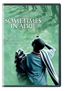 Sometimes in April by Idris Elba