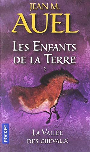 Les Enfants de la Terre - Tome 2 la Vallee des Chevaux - Vol2