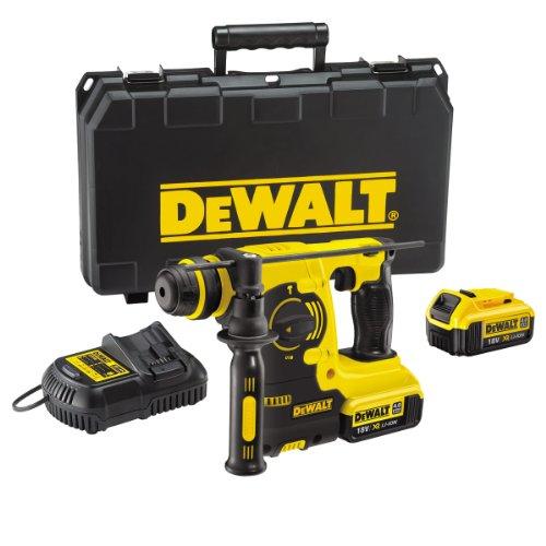 DeWalt DCH253 M2 SDS Plus Rotary Hammer 18 Volt 2 x 4.0Ah Li-Ion (Sds-plus Rotary Hammer)