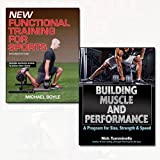 New Functional Training for Sports and Building Muscle and Performance 2 Books Bundle Collection