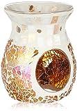 Heart & Home Duftlampe Craquelé Mosaik Gold (Winter 2017), 200 g