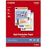 Canon High Resolution Paper HR101N papier jet d'encre A3 20 feuilles