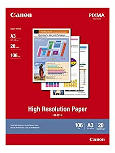 Canon HR-101 A3 Paper high resolution 20sh - printing paper