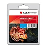 AgfaPhoto APCCLI526CD CLI-526 C mit Chip Druckerpatrone für Canon, cyan