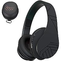 PowerLocus Bluetooth Over-Ear Kopfhörer, Kabellos Stereo Faltbare Kopfhörer Kabellose…