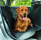 Impermeable Funda protectora para asiento trasero de coche perro/mascota (Heavy Duty hamaca estilo)