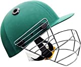 #10: WASAN CRICKET HELMET-LARGE SIZE(Green)