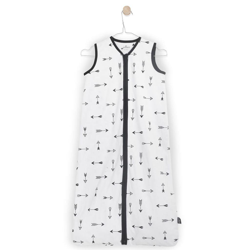 Jollein tema 04851065081bebé saco de dormir de verano para 70cm), color negro
