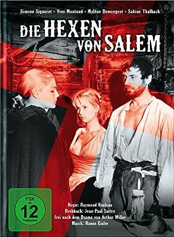 Die Hexen von Salem - Mediabook [Blu-ray]
