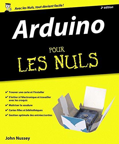 Arduino pour les Nuls, nouvelle dition