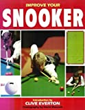 Cover of: Improve Your Snooker | Clive Everton