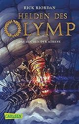 Helden des Olymp 3: Das Zeichen der Athene