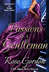 Passions of a Gentleman (Gentlemen of Honor Book 3) (English Edition)