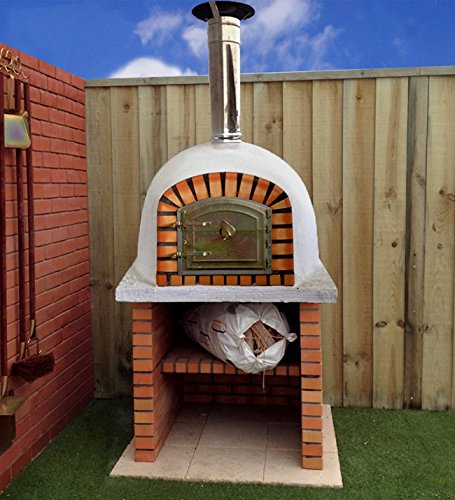 900mm Outdoor Wood Fired Pizza Oven