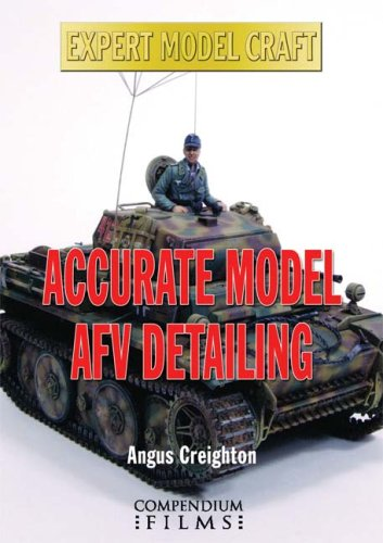 Accurate Model Afv Detailing (Expert Model Craft) por Angus Creighton
