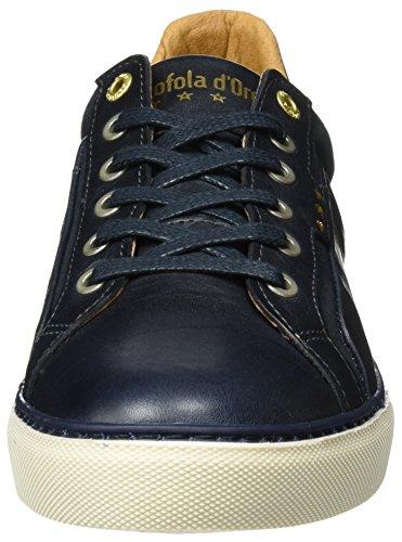 Pantofola d'Oro Levigno Uomo Low, chaussons d'intérieur homme Bleu (Dress Blues)