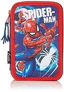¡Los niños merecen lo mejor, por eso te presentamos Plumier Triple Spiderman 3561, ideal para quienes buscan productos de calidad para los más peques! ¡Consigue Spiderman y otras marcas y licencias a los mejores precios!Medidas aprox.: 12,5 x...