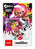 Nintendo Amiibo Ragazza Inkling Rosa Neon, Splatoon Collection