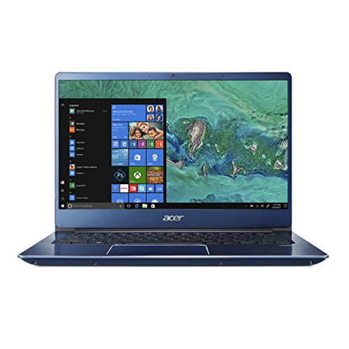 "Acer Swift 3 SF314-54-331T - Notebook blu 35,6 cm (14"") 1920 x 1080 pixel 7a generazione Intel® CoreTM i3 i3-7020U 4 GB DDR4-SDRAM 256 GB SSD"