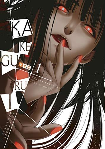 Kakegurui núm. 01