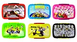 Best GENERIC Kids Birthday Gifts - Perpetual Bliss™ (Pack of 6) Minions Lunch Box Review