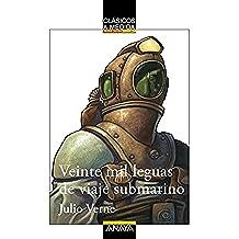 Veinte mil leguas de viaje submarino (CLÁSICOS - Clásicos a Medida nº 370)